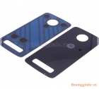 Thay kính lưng Moto Z Play/ XT1635/ Back glass cover