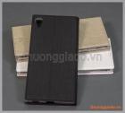 """Bao da Sony Xperia XA1 Ultra (6.0"""") flip leather case, hiệu Vili"""