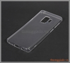 Ốp lưng silicone Samsung Galaxy S9/ G960 (trắng trong suốt, hiệu HOCO)