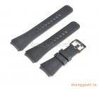 Dây đồng hồ Samsung Gear S3 classic, Gear S3 frontier (Cao su, hàng chính hãng)
