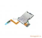 Thay ổ sim+ổ thẻ nhớ Moto Z Play/ XT1635 (bản 2 sim+1 thẻ nhớ)