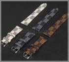 Dây đồng hồ Samsung Gear S3 Classic, Gear S3 Frontier (22mm), phong cách Louis Vuitton