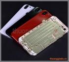 """Vỏ độ iPhone 6S (4.7"""") lên iPhone X , đủ màu"""