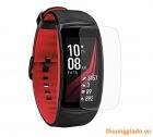 Miếng dán màn hình Samsung Gear Fit2 Pro (kích cỡ vừa zin)
