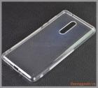 "Ốp lưng silicone Nokia 5 (5.2""), màu trong suốt, hiệu VU case"