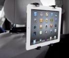 Kẹp giữ gắn sau lưng hàng ghế lái trên ô tô cho iPad Air 2, iPad Air, iPad 4