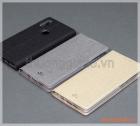 Bao da thời trang Mi Mix 2S flip leather case (hiệu Vili)