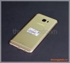 Thay vỏ Samsung C7 Pro/ C7010 màu vàng (hàng tháo máy)
