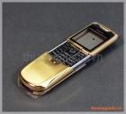 Bộ vỏ Nokia 8800 Anakin Classic Gold
