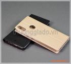 Bao da Asus ZenFone Max Pro M1/ ZB601KL/ ZB602KL, bao da cầm tay kiểu flip, hiệu Vili