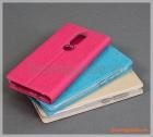 Bao da Nokia X6 (2018) flip leather case, hiệu Vili