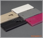 "Bao da thời trang Mi Mix 2 (5.99"") flip leather case (hiệu Vili)"