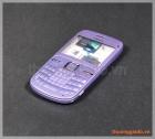 Thay vỏ Nokia C3-00 màu tím, original housing