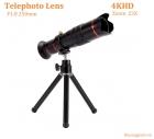 Ống nhòm kiêm lens chụp ảnh telephoto zoom 23X cho điện thoại