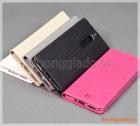"""Bao Da Nokia 5 (5.2"""") flip leather case, hiệu Vili"""