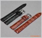 Dây đồng hồ 16mm chất liệu da vân cá sấu