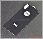 """Miếng dán kính lưng iPhone X (5.8""""), kính cường lực, full toàn bộ, loại 5D"""