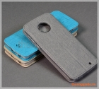 Bao da cầm tay Moto G6 Plus, Motorola flip leather case, hiệu Vili