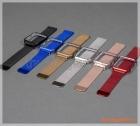 Dây đồng hồ Apple Watch 42mm (dây lưới thép kèm ốp nhôm, khóa hít nam châm)