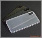 "Vỏ ốp nhựa siêu mỏng iPhone X (5.8""), hiệu Baseus, Wing case"
