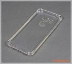 Ốp lưng silicone HTC U11 Eyes, ốp trong suốt chống sốc bốn góc