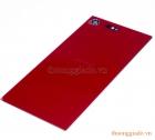 Thay kính lưng Sony Xperia XZ Premium màu đỏ