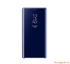 Bao da Samsung Clear View đứng Note 9/ Note9/ N960 màu xanh chính hãng