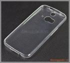 Ốp lưng silicon siêu mỏng HTC Butterfly 2/ B810X ULTRA Thin TPU Case