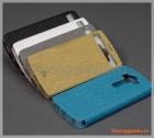 Bao da thời trang LG V10 flip case (hiệu VILI, có cửa sổ view)