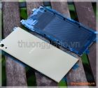 """Nắp lưng (nắp đậy pin) Sony XA1 Ultra (6.0"""") màu vàng"""