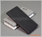 Bao da cầm tay OnePlus 5 (1+5) flip leather case, hiệu Vili