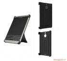 Ốp lưng BlackBerry PassPort Silver Leather Flex Shell chính hãng