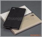 Bao da Sony Xperia XA1 Plus flip leather case, hiệu Vili