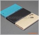"""Bao da thời trang Mi 6X (5.99"""")/ Mi6X/ Mi A2 flip leather case (hiệu Vili)"""