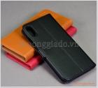 """Bao da iPhone XS Max (6.5""""), bao da cầm tay, nắp gập mở, hiệu G-CASE, Honour Series"""