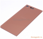 Thay kính lưng Sony Xperia XZ Premium màu hồng