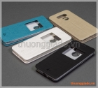 Bao da thời trang LG G6 flip case (hiệu Vili, có cửa sổ view)