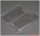 Ốp lưng nhựa Blackberry Key 2/ Keytwo/ Key2 (nhựa cứng trong suốt)