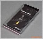Ốp lưng Samsung Galaxy Note FE, Note7/ N930 (nhựa cứng trong suốt, kèm đầu chuyển)