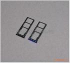 Khay sim Realme 3, gồm 03 ngăn chứa nano sim, kèm theo thẻ nhớ