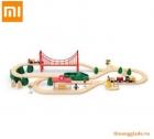 Bộ đồ chơi lắp ráp mô phỏng đoàn tàu chạy trên đường ray Xiaomi MTWJ02MT Mitu