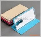 """Bao da Nokia 5.1 (5.5"""") flip leather case, hiệu Vili"""
