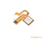 Phím cảm biến vân tay Redmi Note 3 màu vàng