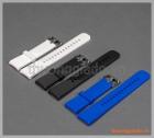 Dây thay thế cho Samsung Gear Sport (20mm, cỡ L), chất liệu cao su