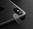 """Dán kính cường lực camera sau iPhone X (5.8"""") Tempered Glass"""