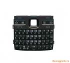 Bàn phím Nokia E72 màu đen Original Keypad