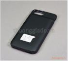 Pin dự phòng iPhone 7 Plus, iPhone 6S Plus, iPhone 8 Plus kiêm ốp lưng bảo vệ, 5000mAh