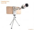 Lens chụp ảnh cho điện thoại - Mobile phone telephoto lens zoom 18X