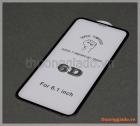 """Dán kính cường lực iPhone XR (6.1""""), dán full màn hình loại 6D"""