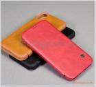"""Bao da iPhone XS (4.7""""), bao da cầm tay, nắp gập mở, hiệu G-CASE, Business Series"""